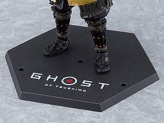 《對馬戰鬼》figma 境井仁 明年08月發售 以3D上色技術大幅還原!