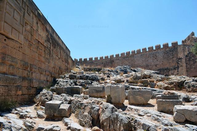 Lindos Acropolis 2