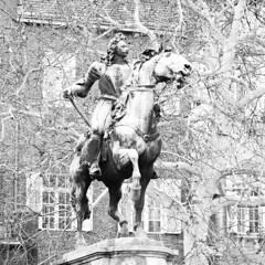 Ferenc Rákóczi II Equestrian Statue 2nd Version