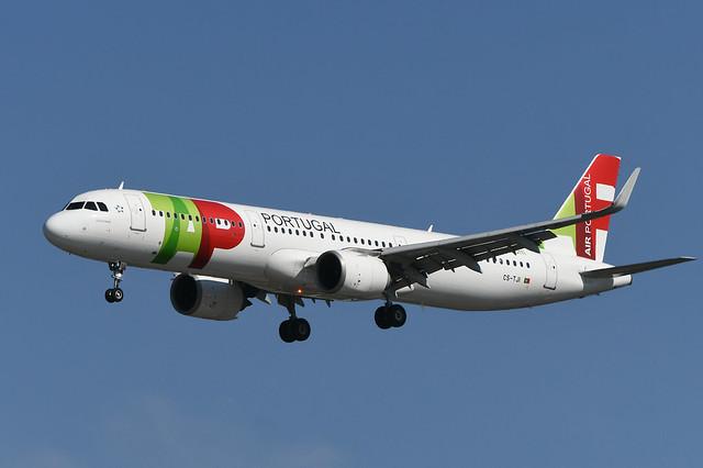 CS-TJI Airbus A321-251N EGLL 13-09-20