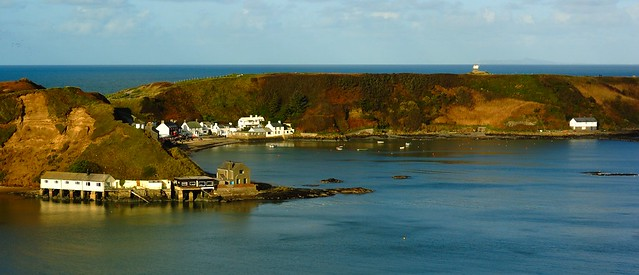 The harbour of Nefyn(North Wales)....(In explore)
