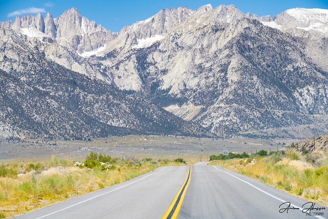 Mt Whitney California