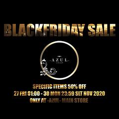 -AZUL- BlackFriday 2020Nov