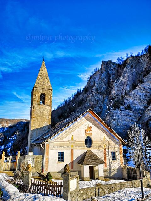 Église Saint-Dalmas de Saint-Dalmas-le-Selvage  -IMG_20200208_155303