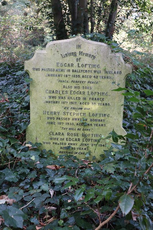 Edgar Lofting