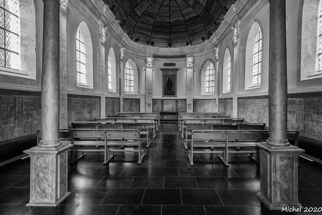 la petite église ,the little church