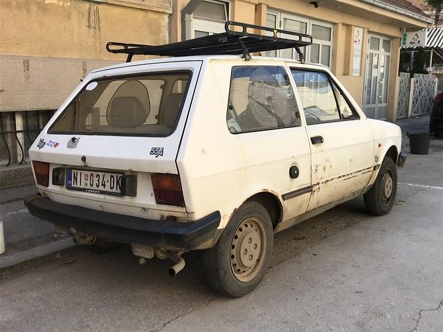 1986 Zastava Yugo 55