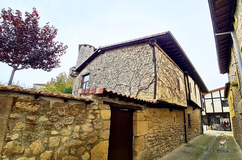 Santa Gadea del Cid, uno de los pueblos más bonitos del norte de Burgos 25