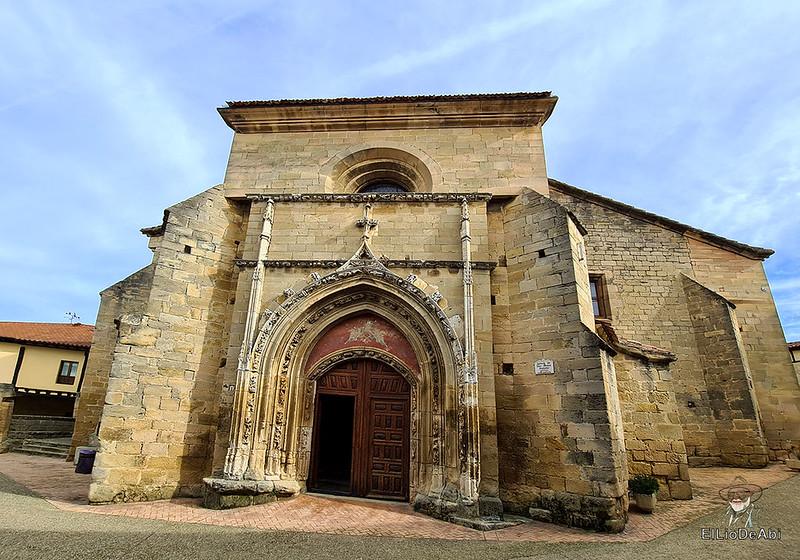 Santa Gadea del Cid, uno de los pueblos más bonitos del norte de Burgos 21