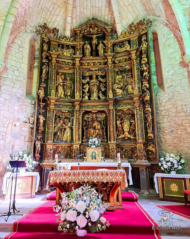 Santa Gadea del Cid, uno de los pueblos más bonitos del norte de Burgos 19