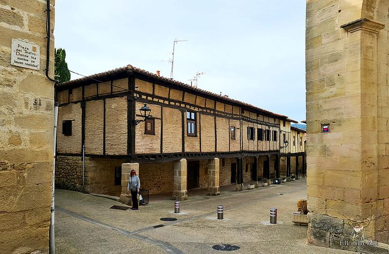 Santa Gadea del Cid, uno de los pueblos más bonitos del norte de Burgos 16