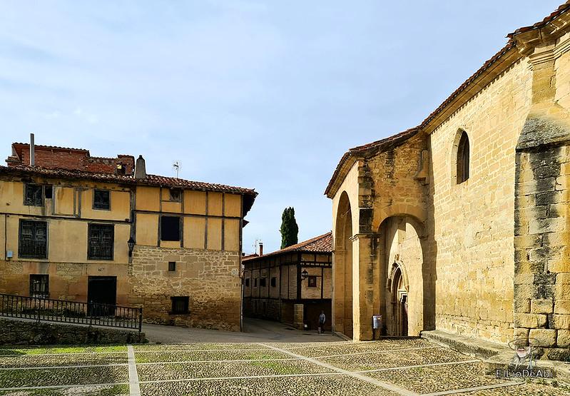 Santa Gadea del Cid, uno de los pueblos más bonitos del norte de Burgos 14