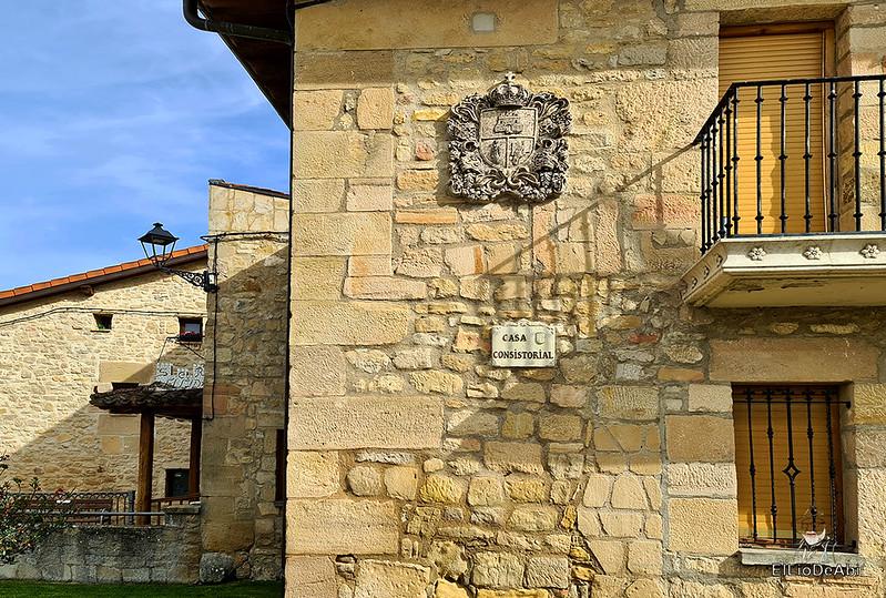 Santa Gadea del Cid, uno de los pueblos más bonitos del norte de Burgos 9