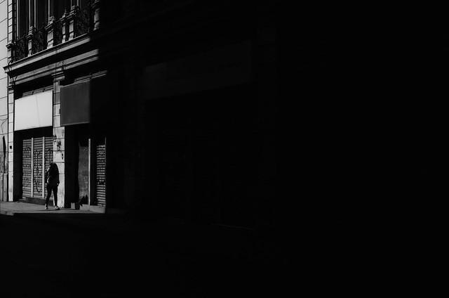 Entering The Dark