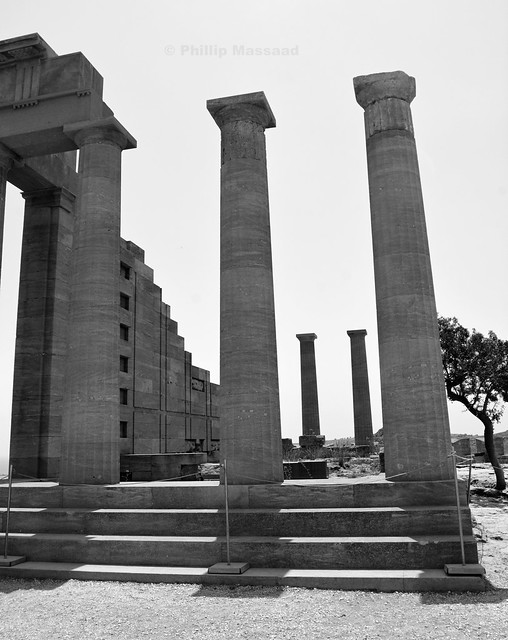 Temple of Athena Lindia 4
