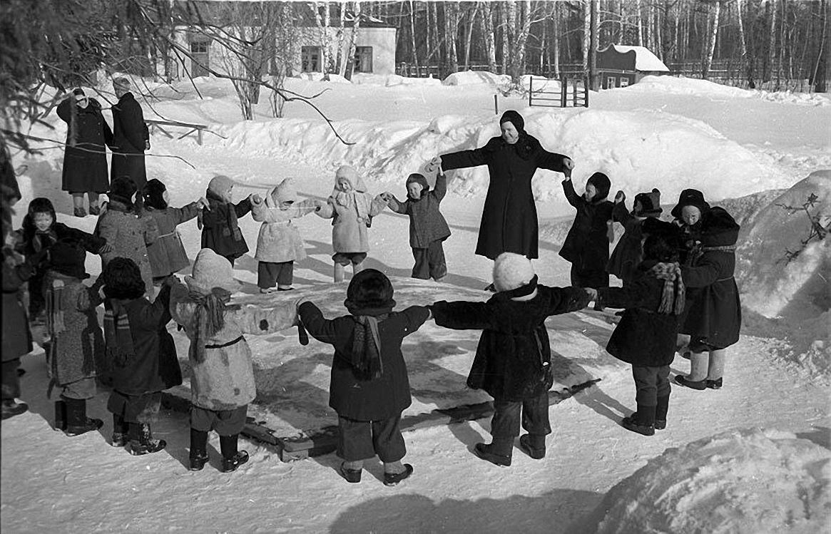 1950-е. Детский сад (6)