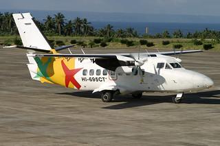HI-695CT. LET-410. Servicios Aereos Profesionales. MDAB.