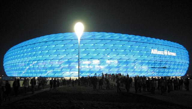München - Allianz-Arena