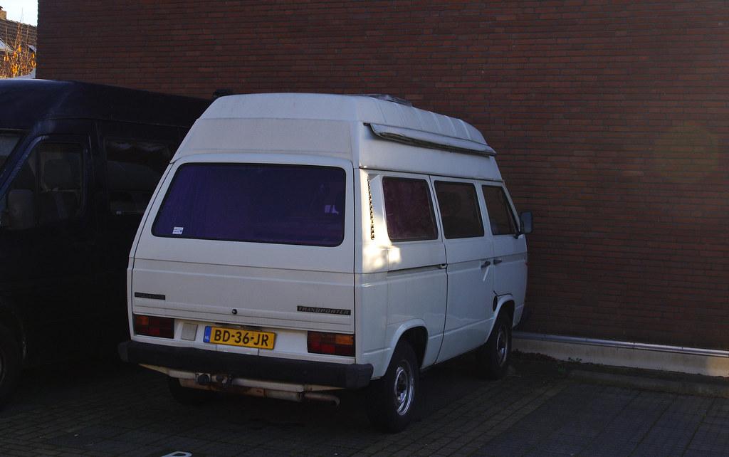 1982 Volkswagen Transporter (T3) 253021