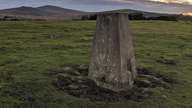 East Hill Trig