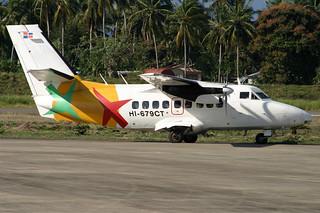 HI-679CT. LET-410. Servicios Aereos Profesionales. MDAB.