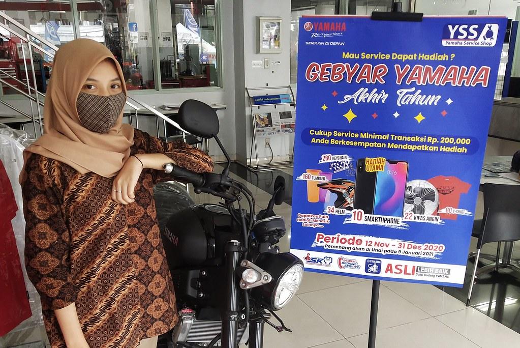 Program Akhir Tahun Yamaha Jambi