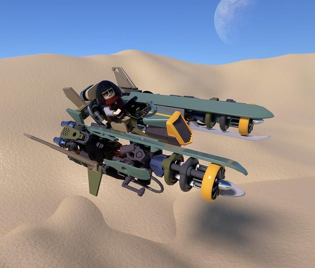 NoVVember 2020 Viper 09: Meg's Sand Skipper