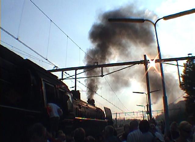 Rotterdam Netherlands 5th September 1999