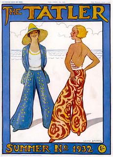 BAUMER, Lewis. The Tatler, The Summer Number, June 1932.