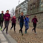 foto: Adventní běhání