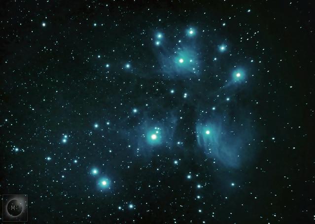 Messier 45 The Pleiades 22/11/20