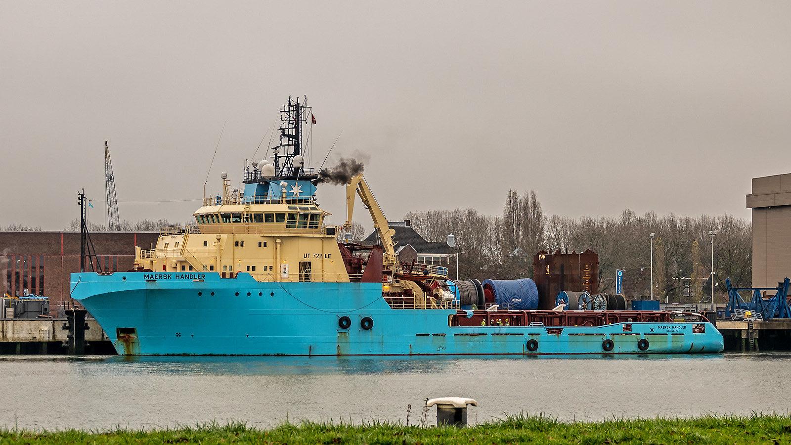Maersk Handler