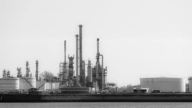 Port of Rotterdam - Botlek