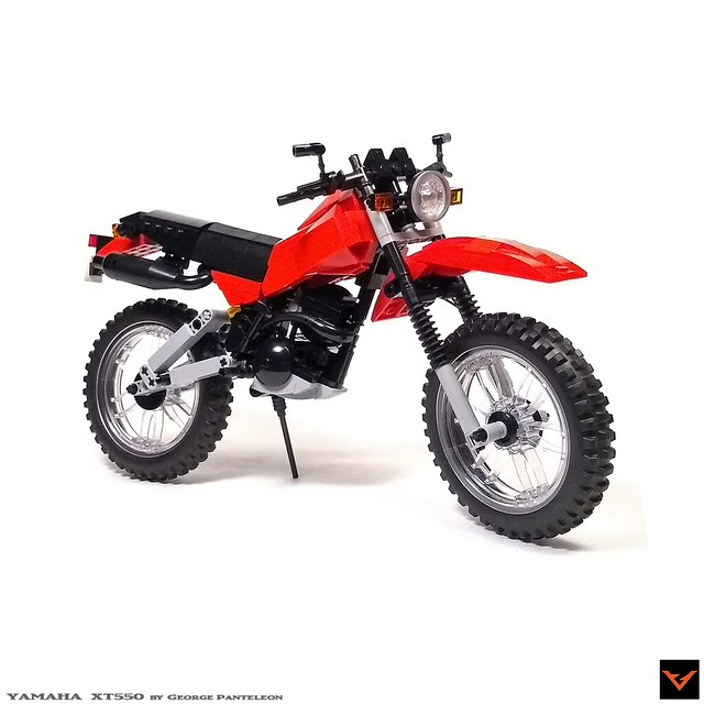 Yamaha XT550