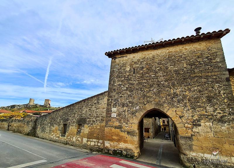 Santa Gadea del Cid, uno de los pueblos más bonitos del norte de Burgos 35
