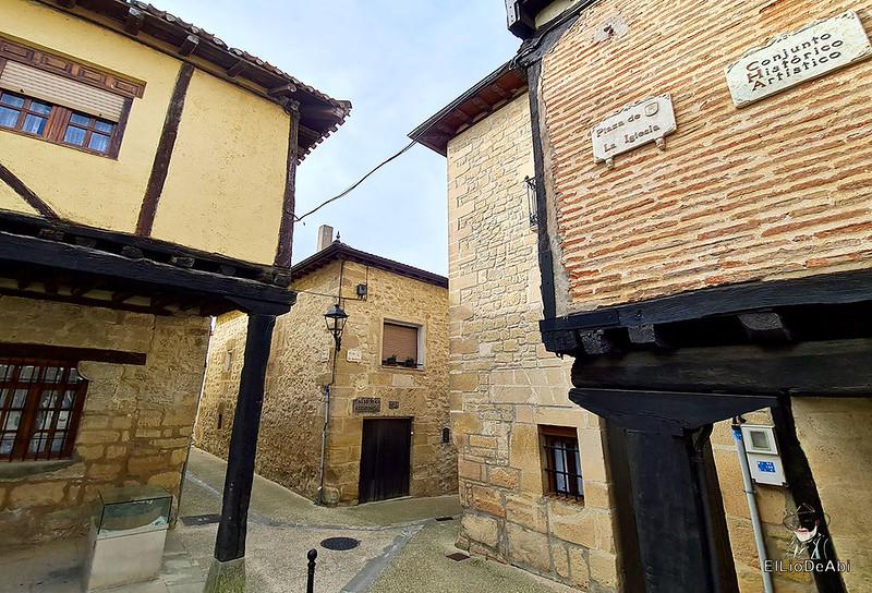 Santa Gadea del Cid, uno de los pueblos más bonitos del norte de Burgos 30