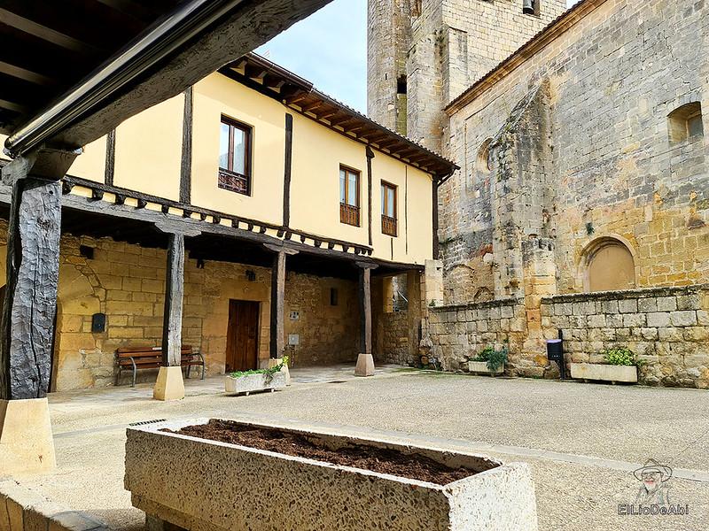 Santa Gadea del Cid, uno de los pueblos más bonitos del norte de Burgos 23