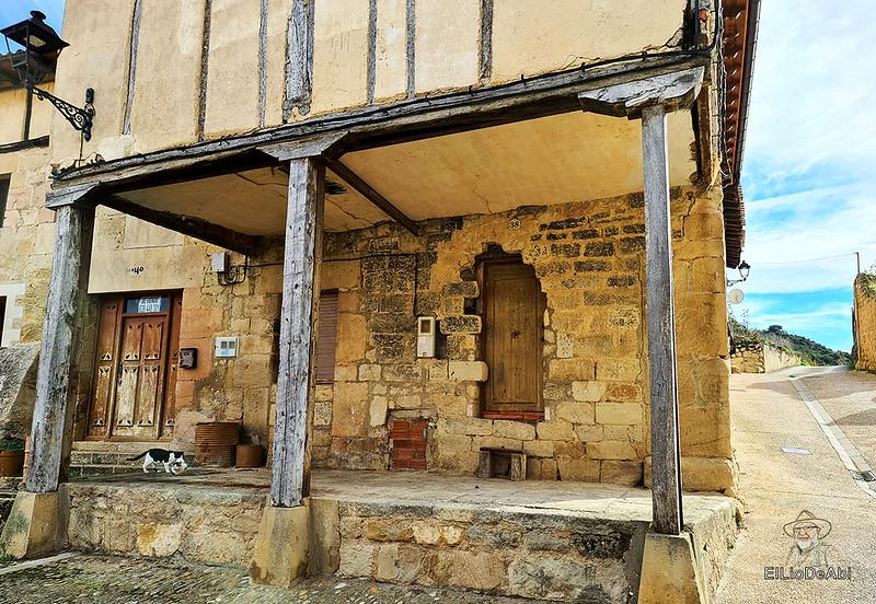 Santa Gadea del Cid, uno de los pueblos más bonitos del norte de Burgos 15