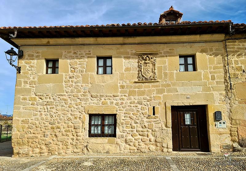 Santa Gadea del Cid, uno de los pueblos más bonitos del norte de Burgos 13