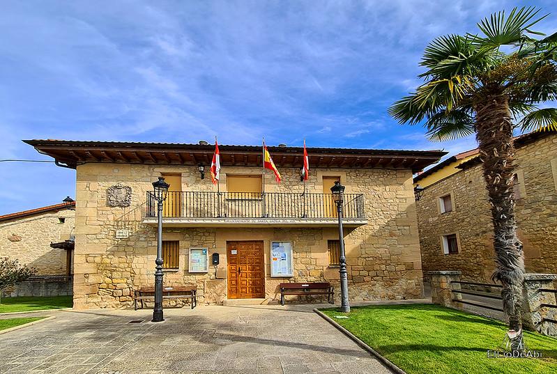 Santa Gadea del Cid, uno de los pueblos más bonitos del norte de Burgos 8