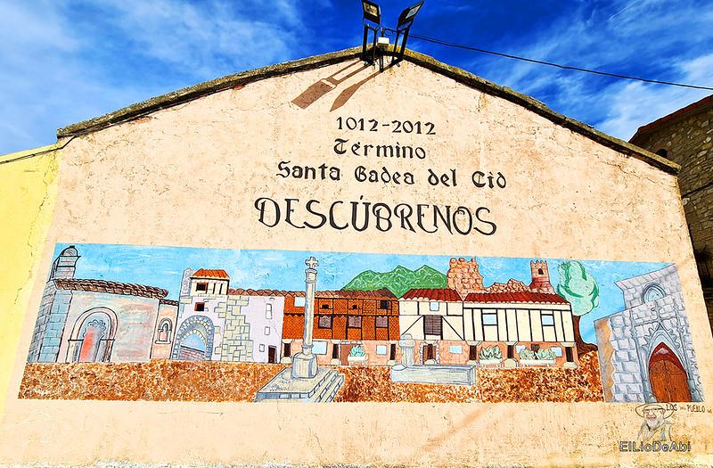 Santa Gadea del Cid, uno de los pueblos más bonitos del norte de Burgos 2