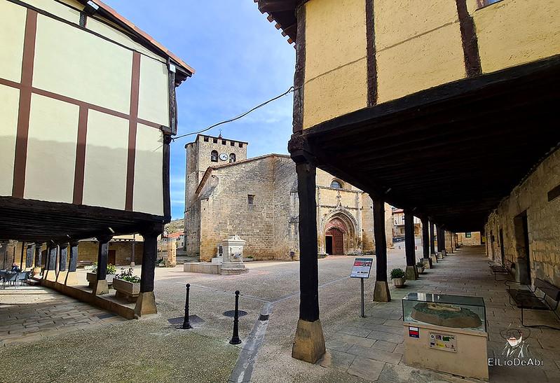 Santa Gadea del Cid, uno de los pueblos más bonitos del norte de Burgos 1