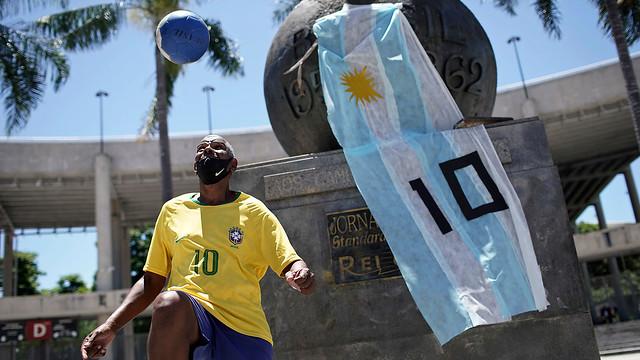 maradona-brazil