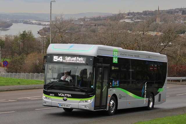 Go North East Voltra 8808 / ND70 AEZ