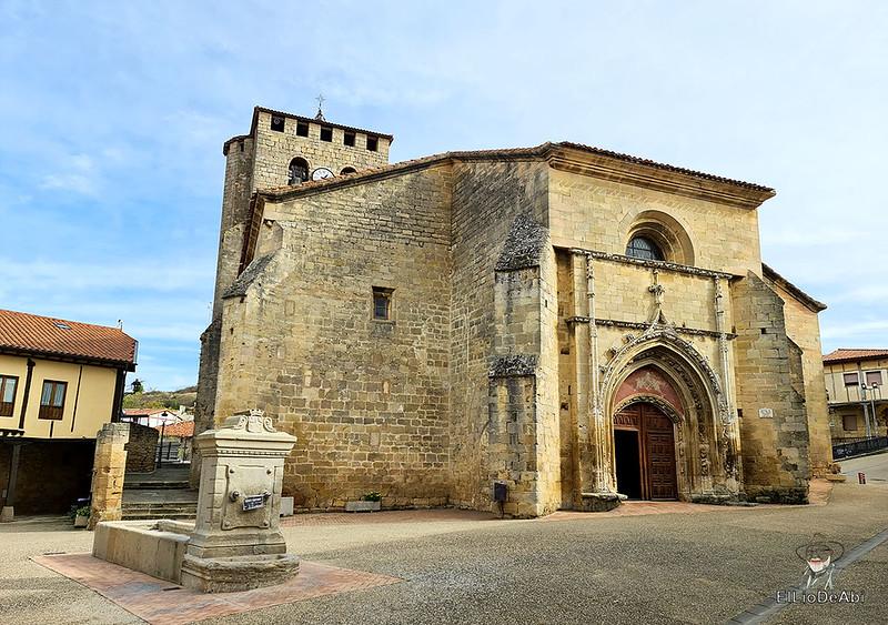 Santa Gadea del Cid, uno de los pueblos más bonitos del norte de Burgos 32