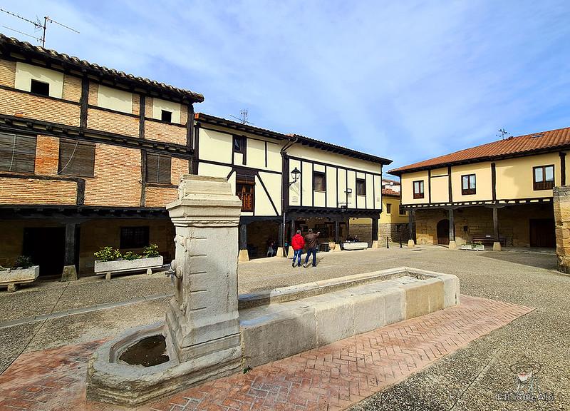 Santa Gadea del Cid, uno de los pueblos más bonitos del norte de Burgos 29