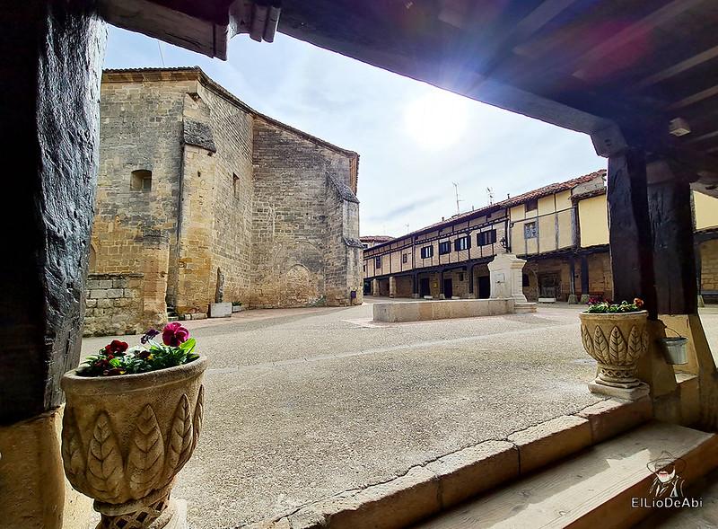 Santa Gadea del Cid, uno de los pueblos más bonitos del norte de Burgos 24