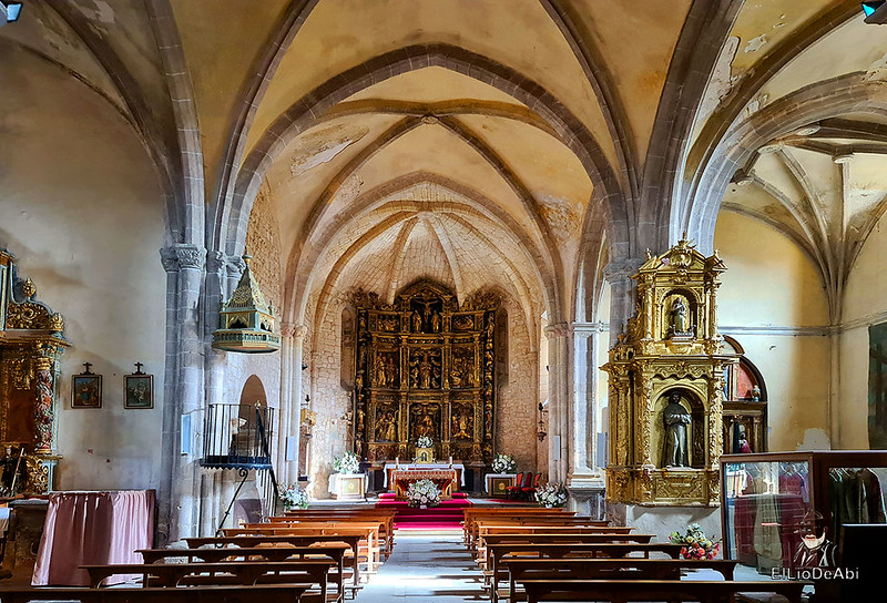 Santa Gadea del Cid, uno de los pueblos más bonitos del norte de Burgos 18