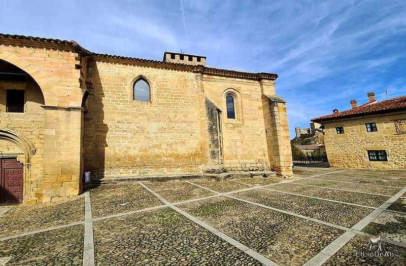 Santa Gadea del Cid, uno de los pueblos más bonitos del norte de Burgos 12