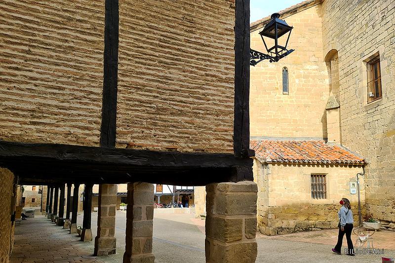 Santa Gadea del Cid, uno de los pueblos más bonitos del norte de Burgos 11